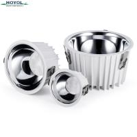 Wholesale UGR<19 Recessed LED Downlights 24W 36W 72W Die Casting Aluminum Unique Model from china suppliers