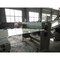 Wholesale Plastic Imitation Marble Twin Screw Extruder For Indoor House Villa Hotel from china suppliers