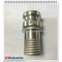 """Wholesale 316 stainless steel screw camlock quick coupling size 2"""" type E from china suppliers"""