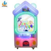 Wholesale Mini Colorful Arcade Claw Machine With Roof Anti Corrosion Cracking Material from china suppliers