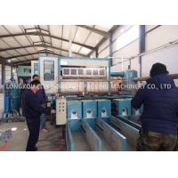 Wholesale Blue Color Paper Egg Tray Machine With Multilayer Dryer Dimension 30*6*4M from china suppliers
