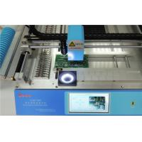 High Accuracy CHMT48V Desktop SMT Pick And Place Machine With Vision System