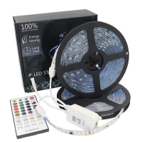 Wholesale 12V IP65 10M Dreamcolor RGB LED Strip from china suppliers