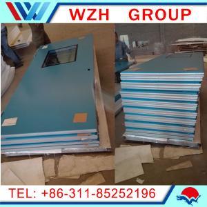 Wholesale steel door / prefabricated door dimensions / cold room sandwich panel from china suppliers