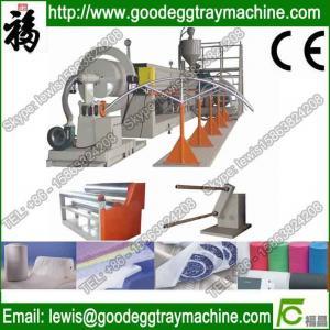 Buy cheap epe foam sheet machine from wholesalers