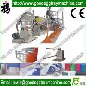 Buy cheap epe foam sheet making machinery from wholesalers