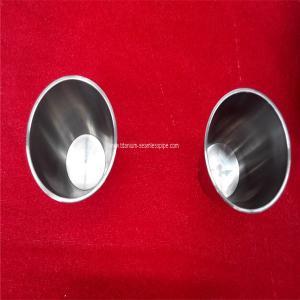 Wholesale 99.95% Ta1,Ta-2.5W,Ta-10W Tantalum Crucible from china suppliers