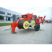 Wholesale Overhead Stringing Power Line Tensioner Hydraulic Puller SA-YQ180 from china suppliers