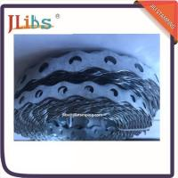 Wholesale Stamping Metal Fixing Band Rounded , Customized Stamping Parts from china suppliers