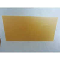 Wholesale Plastic 5.4mm Yellow Beeswax Foundation Sheets from china suppliers