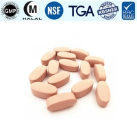 Wholesale Healthcare OEM 1000mg Calcium & Magnesium Tablets Pills Improve Bone Density from china suppliers