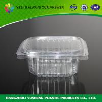 China Plastic Clamshell Packaging , Custom Clamshell Packaging 16 oz on sale