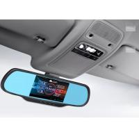 Wholesale Android 4.0 GPS WIFI Rear View Mirror DVR Camera 140 Degree Wide Angle from china suppliers