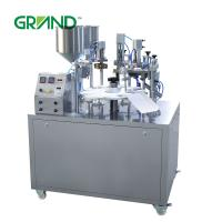 Wholesale Hand Cream Semi Automatic Tube Filling And Sealing Machine , Plastic Tube Sealing Machine from china suppliers