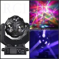 12*12W RGBW LED Football Moving Head Beam Light