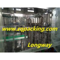 Wholesale 45mm screw cap / 3 in 1 big bottle Monobloc filling machine for Spring Water from china suppliers