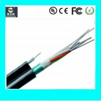 Buy cheap Aerial Fiber Optic Cable GYTC8S For Self Supporting Fiber Optic Cable from wholesalers