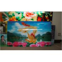 Wholesale High quality injekt print large size 3d poster large format lenticular advertising poster 3d flip printing from china suppliers