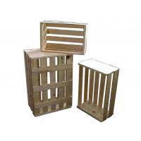 Wholesale plastic crate with lid from china suppliers