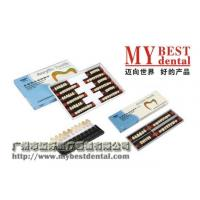 China acrylic teeth(two layers) wholesale