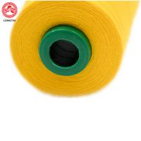 Buy cheap High Tenacity Dyed 100% Spun Polyester Sewing Thread 40 S / 2 5000 Yarns from wholesalers