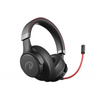 China 50mm Neodymium Bluetooth Wireless Gaming Headset with Microphone on sale