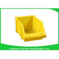 Big Capacity Warehouse Storage Bins Product Protection Eco - Friendly For Workshops