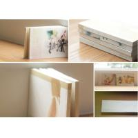 Wholesale Personalized Unique Recordable Pregnancy / Engagement Photo Album 12 x 18 from china suppliers