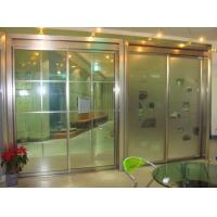 Alloy beam residential automatic sliding doors drive