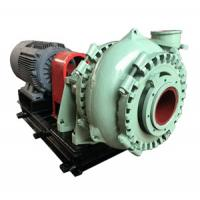 Wholesale CE Diesel engine G series sand pump using in river dredging boat with Cr27 chrome allloy material from china suppliers