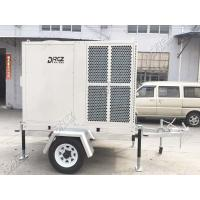 China 10800 BTU Industrial Tent Type Ducted Air Conditoner With Trailer  60Hz on sale
