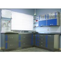 Italian Design Stainless Steel Kitchen Cabinets Closeout