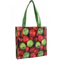 Wholesale Reusable Grocery Bags Custom Printed Promotion Laminated Non Woven Bag from china suppliers