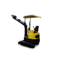 Wholesale 1600mm Depth Mini Excavator Machine KV13 Digger Loader Attachments from china suppliers