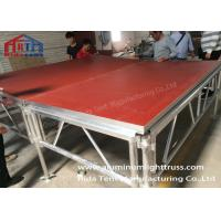 Wholesale Spigot Arch Aluminum Stage Truss For Music Event High Strength 400x600mm from china suppliers