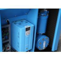 VFD Drive Derict Driven Air Compressor  , 11 KW Electric Small Rotary Screw Compressor