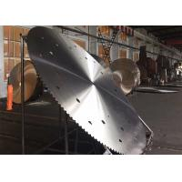 Wholesale 75Cr1 material large saw blank and steel core for diamond saw blade from china suppliers
