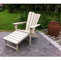 Buy cheap plasticwood ultimate Adirondack Chair from wholesalers