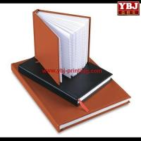 Wholesale china guangzhou ybj logo embossing leather note book from china suppliers