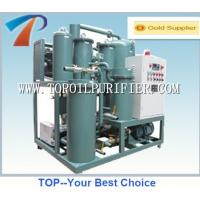 Free Polution Industry Lubricating Oil Filtering Unit