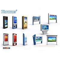 Wholesale 65 Inch Weatherproof Digital Signage Advertising , Touch Screen Digital Poster Display from china suppliers