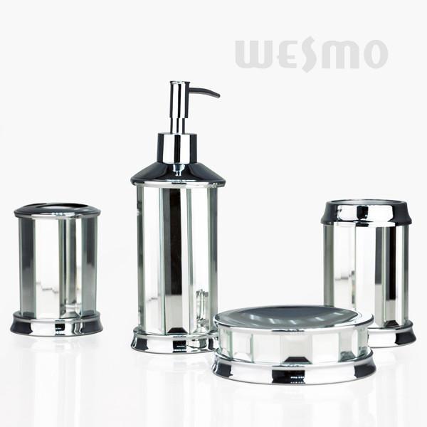 ... Mirror Polyresin Bathroom Set / Bathroom Accessories (WBP0850A) for