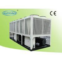 China Hot Water Air Sourced Heat Pump Air Cooled Chilled Water System wholesale