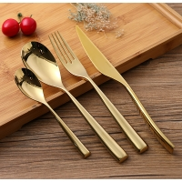 Buy cheap Eco Friendly Luxury Forged 206mm SS Cutlery Set from wholesalers