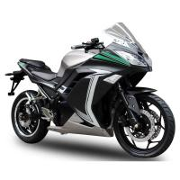Buy cheap Automatic Street Bike , Motorcycle Sports Bike Pressure Lubrication Air Cooled from wholesalers