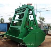 Wholesale 25 Ton Single Rope Remote Control Grab 6m3 - 12m3 for Loading Bulk Materials from china suppliers
