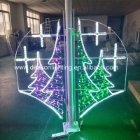Wholesale street christmas decorating lights from china suppliers