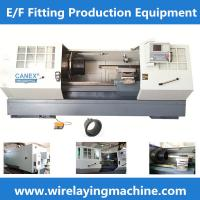 Quality canex wire laying machine molds manufacturing electro fusion fittings, pe coupling wire la for sale