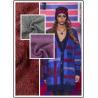 Buy cheap shanghai Hoyia 1/13NM mohair like 100%acrylic slub yarn for sweater from wholesalers