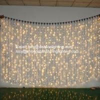 Wholesale christmas curtain lights outdoor decoration from china suppliers